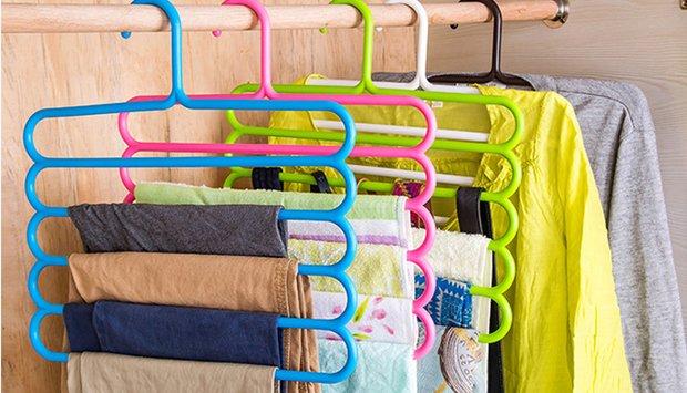 Cửa hàng bán móc treo quần áo bằng nhựa đẹp, giá rẻ tại TP.HCM